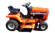 Allis Chalmers 611 Hydro lawn tractor photo