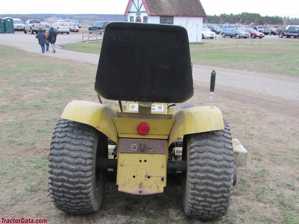 1974 Sears Garden Tractor : Sears garden tractor pictures to pin on pinterest