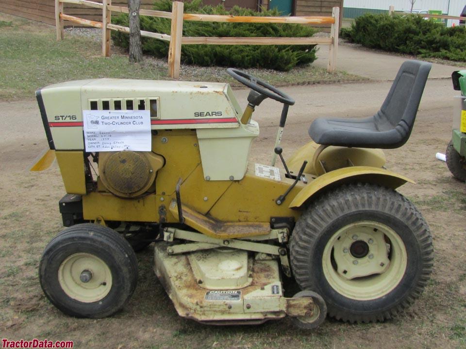 Sears Garden Tractor 28 Images Lawn Garden Tractors