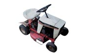 Huffy Belair 4845 lawn tractor photo