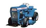 Ford LGT-120 lawn tractor photo