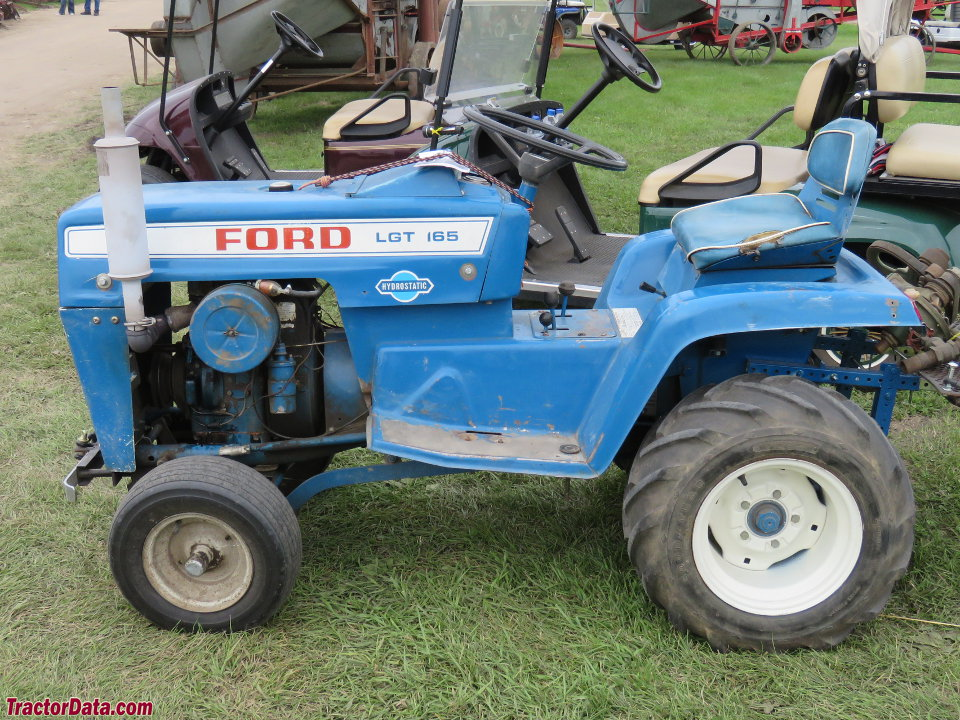 lgt 145 ford lawn tractor