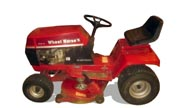 Wheel Horse 212-6 lawn tractor photo