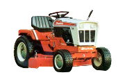 Simplicity Baron 7013 lawn tractor photo