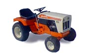 Simplicity 7018 lawn tractor photo
