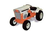 Springfield 65TE-10 lawn tractor photo