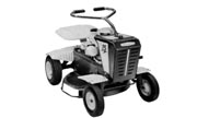 Springfield 62AB lawn tractor photo