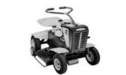 Springfield 62DE lawn tractor photo