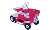 Springfield LT525 lawn tractor photo