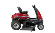 Massey Ferguson ZT 1638 lawn tractor photo