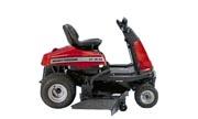 Massey Ferguson ZT 1644 lawn tractor photo
