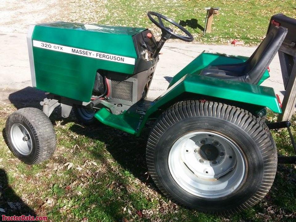 Massey Ferguson Yard Tractors : Tractordata massey ferguson gtx tractor photos