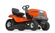 Husqvarna LTH2038 lawn tractor photo