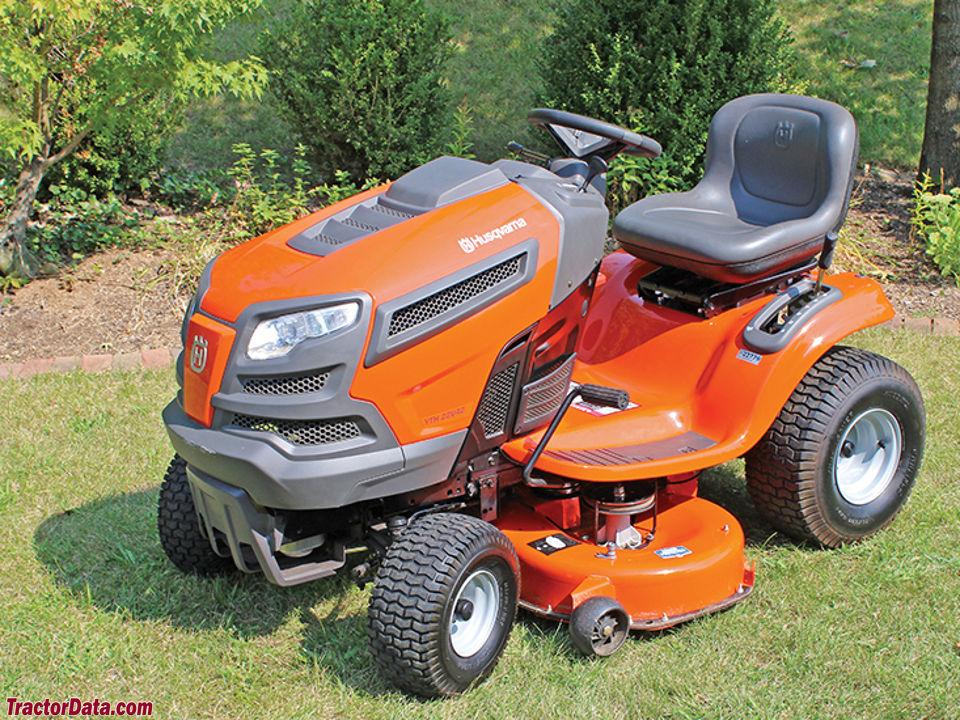 Husqvarna Lawn Tractor Transmission : Tractordata husqvarna yth v tractor photos information