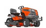 Husqvarna YT46LS lawn tractor photo