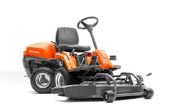 Husqvarna R 120S lawn tractor photo