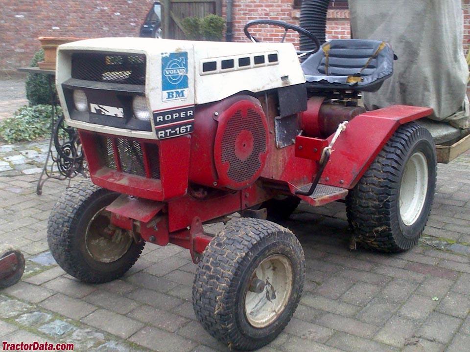 Tractordata Com Roper T63231r Rt 16t Tractor Photos
