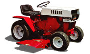 Roper T63241R RT-16T lawn tractor photo
