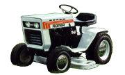 Roper T4328 14 lawn tractor photo