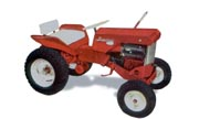 Simplicity 700 lawn tractor photo
