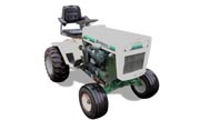 Bolens HDT-1000 lawn tractor photo