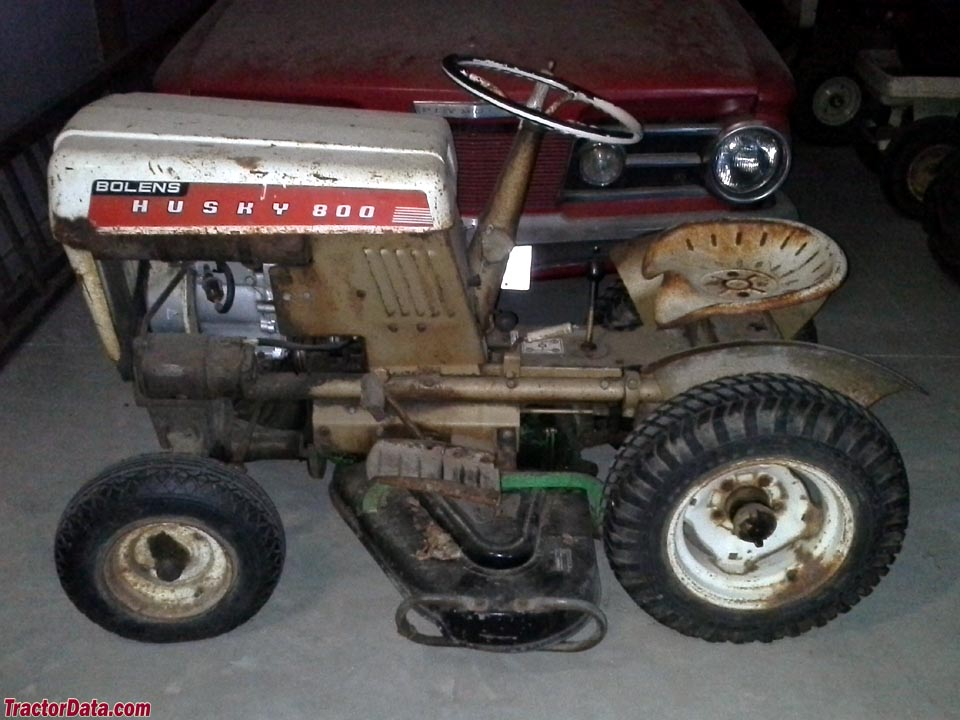 TractorData com Bolens 800 tractor photos information