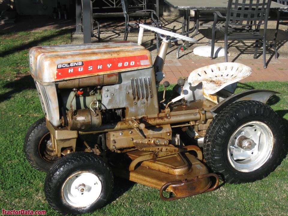 bolens 800 tractor photos information. Black Bedroom Furniture Sets. Home Design Ideas