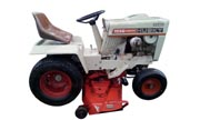 Bolens 1556 lawn tractor photo