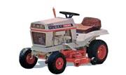 Bolens 613 lawn tractor photo