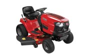 Craftsman 247.20373 T1400 lawn tractor photo
