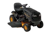 Poulan PB22H48YT lawn tractor photo
