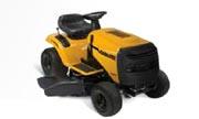 Poulan PB145G38 lawn tractor photo
