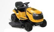 Poulan PB175A46 lawn tractor photo