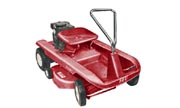 Wheel Horse Reo-matic 4 lawn tractor photo