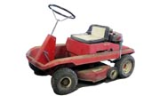 Wheel Horse Reo-matic 6 lawn tractor photo