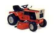 Simplicity 7117 lawn tractor photo
