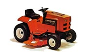 Power King 1214 lawn tractor photo
