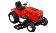 Power King 1618GV lawn tractor photo