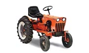 Power King 2414 lawn tractor photo