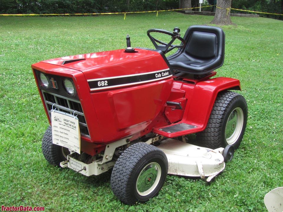 Cub Cadet 2544 Garden Tractor : Cub cadet garden tractors lawn autos post