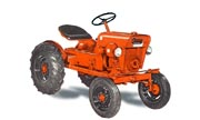 Economy Power King 10HP lawn tractor photo