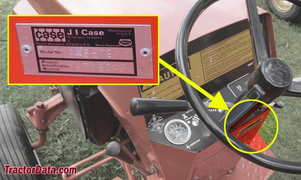 TractorDatacom - Tractor Serial Numbers