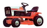 Simplicity 6008 1690193 lawn tractor photo