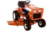Simplicity 17GTH 1691824 lawn tractor photo