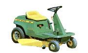 John Deere 66 lawn tractor photo