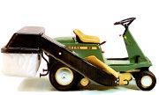 John Deere 68 lawn tractor photo