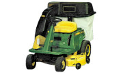 John Deere S92 lawn tractor photo