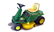 John Deere E90 lawn tractor photo
