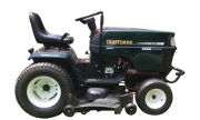 Craftsman 917.25891 lawn tractor photo