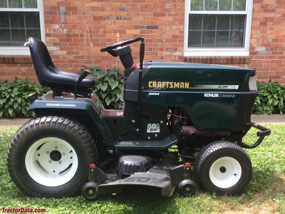 TractorData.com Craftsman 917.25891 tractor photos information